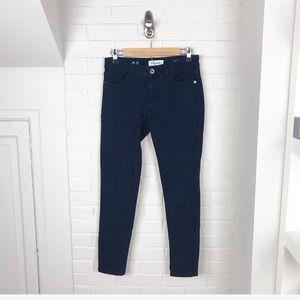 {DL 1961} Emma Power Legging Dark Wash Jeans